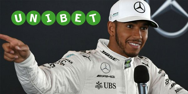 F1 betting odds