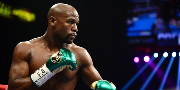 Mayweather new picture
