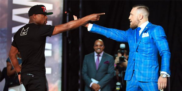 Here's How the McGregor vs. Mayweather Fight Came to Fruition – Part 1