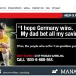 When Anti-gambling Ad Actually Encourages Betting: Singapore World Cup Debacle