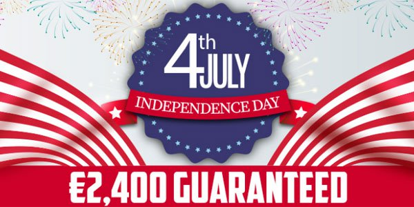 You can Win some Massive Cash Prizes Playing Online Bingo on the 4th of July!