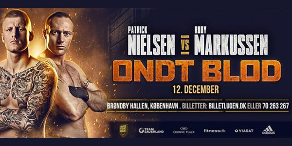 Patrick Nielsen and Rudy Markussen showdown
