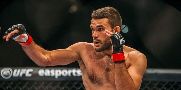 One of Germany's Best MMA Fighters Steps Back Into the Cage This Weekend!