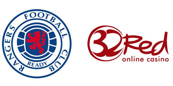 32Red Online Casino Signs A Sponsorship Contract With Rangers FC