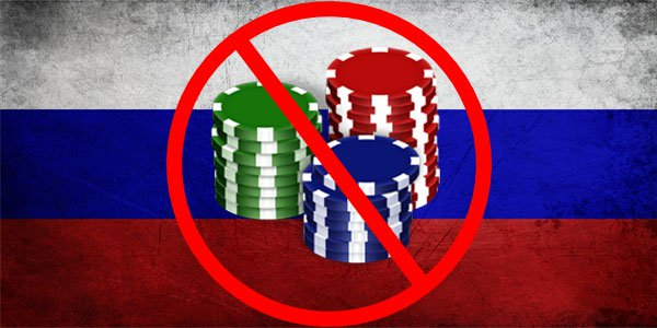 Russia gambling news