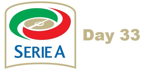 Italian First league, Serie A, mathcday 33