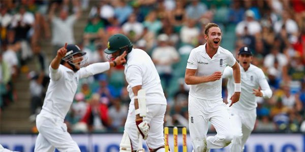 You'll Find the Best Odds for England vs. South Africa Test Match at BetVictor!