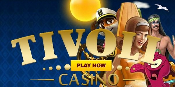 Tivoli Casino promo welcome bonus