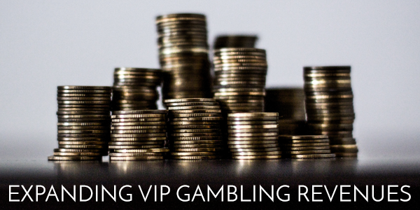 VIP Gambling Revenues in Macau