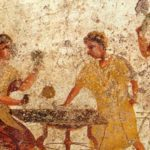 """Gambling in ancient Rome: from coin tossing to """"latrones"""""""