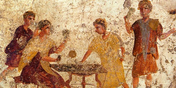 Rome gambling ancient