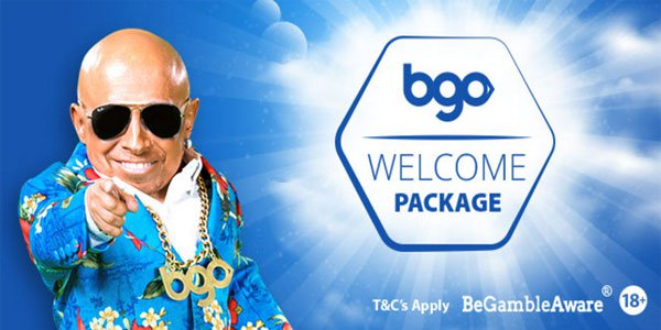 Bgo Casino offer