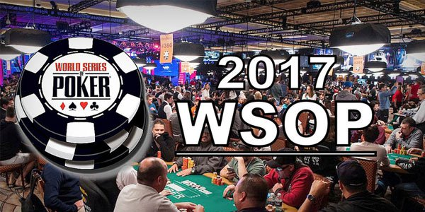Bet on the 2017 World Series of Poker
