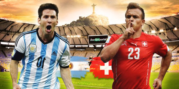 Argentina Relies on Messi to Beat Switzerland Tonight: World Cup Betting Odds