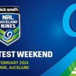 The First Dick Smith NRL Auckland Nines Tournament Takes Place This Weekend