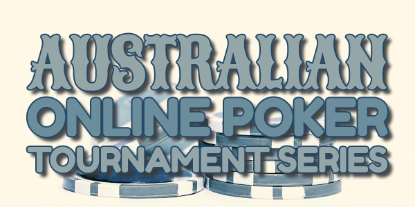 australian online poker tournament series