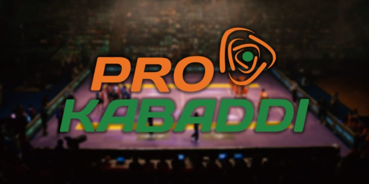 Pro Kabaddi League Field