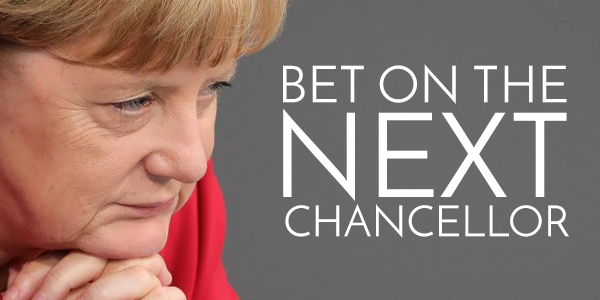 Would You Risk a Bet Against Merkel Winning the Election?