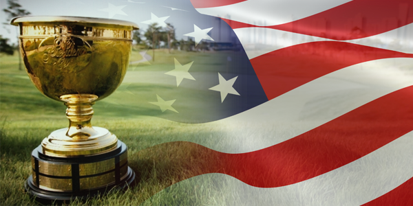 Bet on the Americans to win the President's Cup
