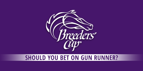 Bet On Gun Runner To Win The Breeders Cup Classic