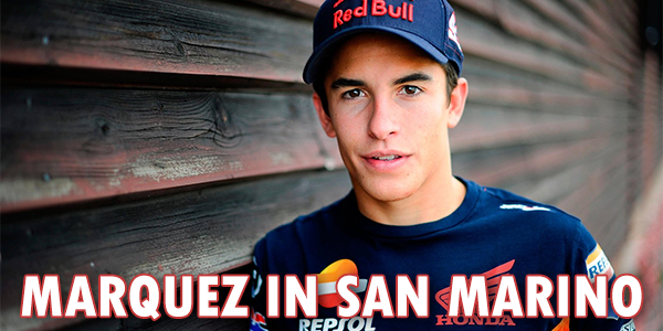 Bet on Marc Marquez to win in San Marino