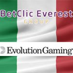 Betclic Italian Live-dealer Casino to be Powered by Evolution Gaming