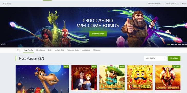 about betrally casino