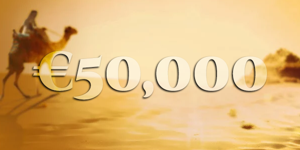 Join the €50k Book of Dead Slot Tournament at GUTS Casino