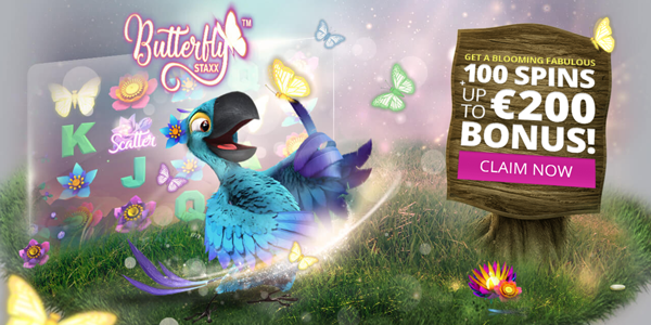 Butterfly Staxx free spins
