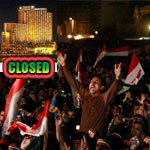 Instability in Egypt forces casino closure