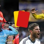 Footballers Most Likely to Receive Bookings in World Cup 2014