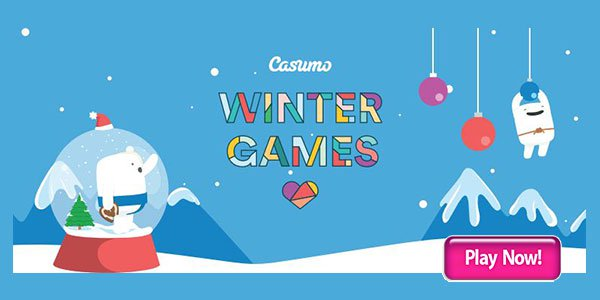 casumo winter games promotion