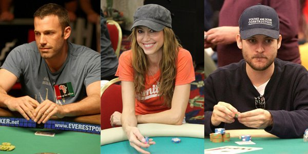 3 Hollywood Celebrities Better Off as Pro Gamblers, and One Who Is Not