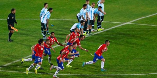 Chile Germany Betting Odds