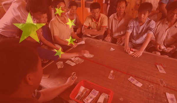 Online gambling sites in China - GamingZion