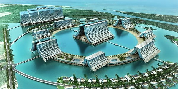 Giant Casino Developers to Battle it out for the Queensland Casino Project