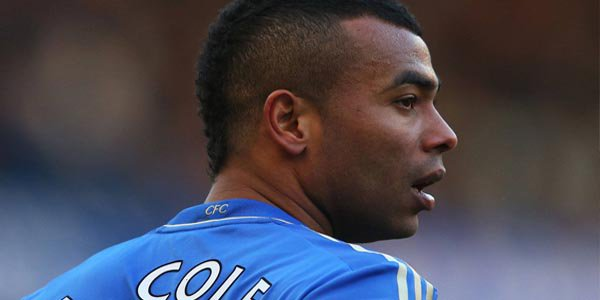 Bookie Claims Ashley Cole Is Set for a Move to Milan