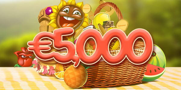 daily casino prize draw