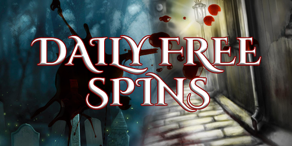 Collect Daily Vampire Slot Free Spins at PAF Casino