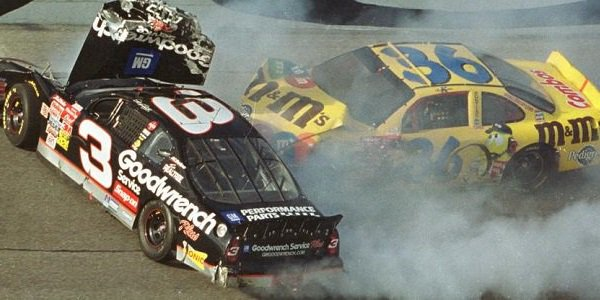 NASCAR's Worst Crashes: Lessons in the Frailty of Stock Car Racing