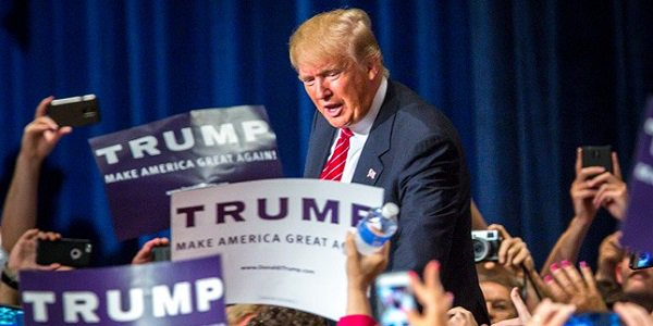 Bet On Donald Trump? So Crazy It Might Just Work