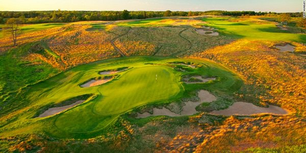 Erin Hills US Open golf 2017