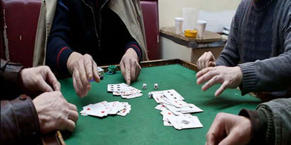 Why You Should Never Play Cards in a Gambling Den