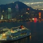Police Takes Action Against Fighting Bands Which Control Cruise Casino Ships in Hong Kong