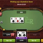 Poker App to Help Players With an Apple Device Improve their Skills