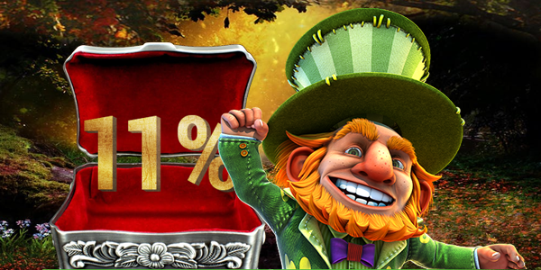 King Billy Casino cashback bonuses
