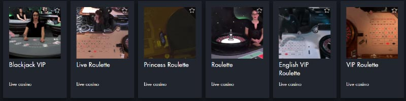 About Tangiers Casino and its live dealer games