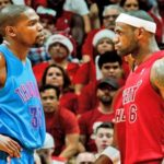 Why a Kevin Durant vs. Lebron James NBA Finals Matchup Would be a Dream Come True for Bookmakers