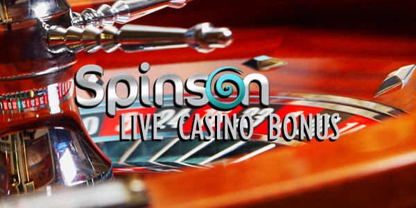 live casino bonus with no wagering requirements