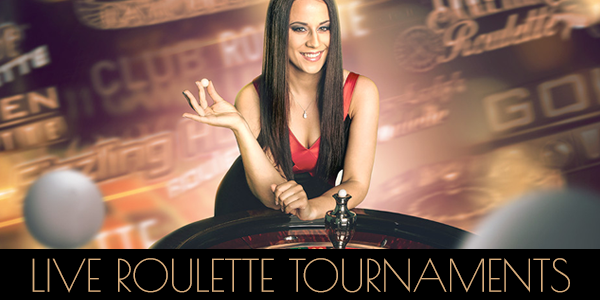 5 Live Roulette Tournaments for €750 at Betsafe Casino
